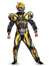 Coolest Transforming Bumblebee Transformer Costume Transformer Transformers Costumes Group U0026 Couples Costumes