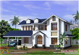 kerala style house with free floor plan kerala home design and