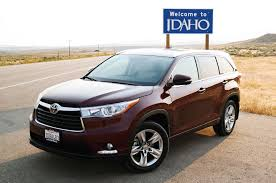 toyota awd cars 2014 toyota highlander limited awd drive