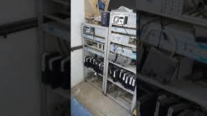 Basta Manutenção no sistema de tv a cabo (sistema rack) do hotel - YouTube #LW79
