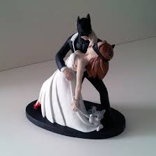 batman wedding cake toppers pop vinyl inspired custom wedding cake topper cartier