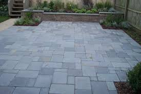 Backyard Stone Patio Designs by The Best Stone Patio Ideas Stone Patios Patios And Bluestone Patio