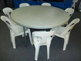 Hire Garden Table And Chairs Kwik N Ezy Canopy Nz Ltd Table Hire