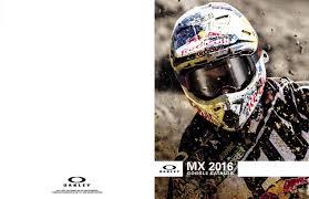oakley new mx airbrake high oakley mx16 catalogue by monza imports issuu