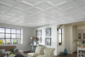 coffered look ceilings armstrong ceilings residential