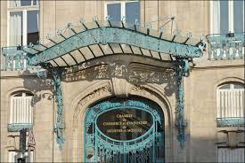 chambre de commerce et industrie file la marquise et la porte dentrée principale de la cci de