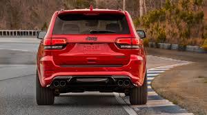 2018 jeep grand cherokee trailhawk jeep grand cherokee trackhawk the fastest jeep yet cars co za