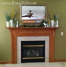 Decorating A Mantle Always Katie Home Sweet Home Mantle Decor