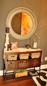 room reveal small space big style the mirror and the drape