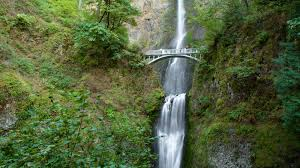 Multnomah Falls Map Waterfall Pictures View Images Of Oregon