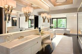 Unique Bathroom Lighting Unique Bathroom Lighting Design Complete With Luxury Modern Marble