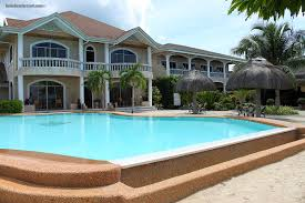 bohol beach resort and restaurant alona panglao island bohol