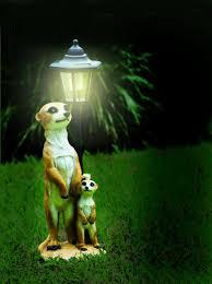 meerkat solar lights 1 pair miller miller