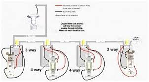 4 way switch wiring diagram electrical pinterest stuning wire