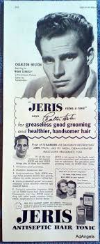 jeris hair tonic history 1968 vaseline hair tonic ad what kind of man old advertising