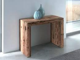 bureau console console bois clair bureau console bois bureau bois design clair