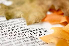 7 thanksgiving bible verses to make your glad