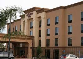 hampton inn hotel in visalia ca