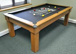 tabletop pool table 5ft pool table with table top signature oxford pool table in oak with