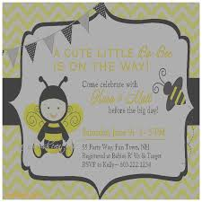 bumble bee decorations baby shower invitation unique baby shower invitations bumble bee