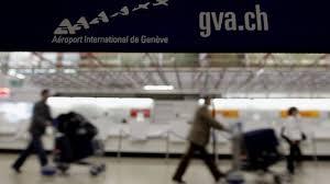 bureau de change aeroport de geneve un bagagiste de ève aéroport sous fiche s arrêté pour une