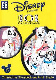disney hotshots disney u0027s 101 dalmatians windows 2003