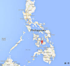 alona resort map panglao island on map of philippines world easy guides