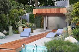 Modern Gardens Ideas Contemporary Garden Landscaping Design Ideas Kitchentoday