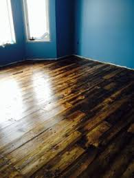 pallet flooring projects