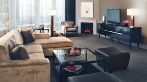 2 bedroom suites in chicago relax by the fireplace in one of trump chicago s deluxe suites