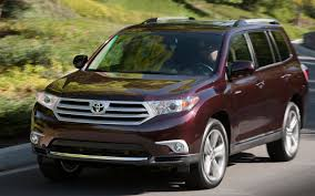 Toyota Highlander Interior Dimensions Toyota Highlander Hybrid Limited 2016 Suv Drive