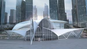building concept futuristic building concept the engineering design archinect
