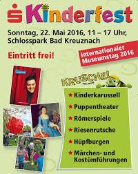 Kreis Bad Kreuznach Heute In Bad Kreuznach 22 05 16 Kinderfest Mit Besuch Von