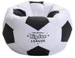 Big Joe Lumin Chair Comfort Research Big Joe Soccer Bean Bag Chair U0026 Reviews Wayfair