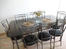 wrought iron dining table glass top 10 elegant wrought iron dining table with glass top elghriba com