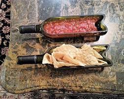 wine bottle platter wine bottle tray etsy