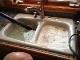 Sink Clogged Kitchen Kitchen Sink Clog Ppi