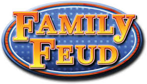 Family Feud Name Tag Template Die Besten 25 Familienfehde Spielshow Ideen Auf