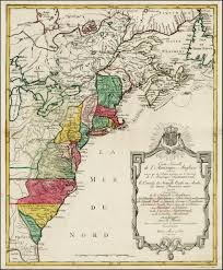 Virginia Colony Map by Original Thirteen Colonies Maps Pinterest History Genealogy