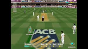 ea cricket 97 ashes tour edition youtube
