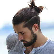 men half shave hair trends 24 amazing mens hairstyles long in length with bangs mens