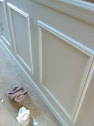 Wainscoting Pre Made Panels - best 25 faux wainscoting ideas on pinterest wainscott paneling