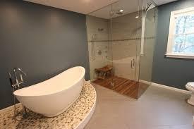 spa inspired bathroom ideas spa inspired master bath eclectic bathroom boston by kitchen