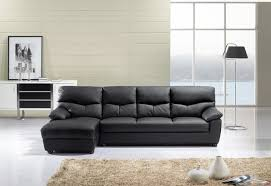 Left Sectional Sofa Sacramento Espresso Leather Sectional Sofa With Left Facing Chaise