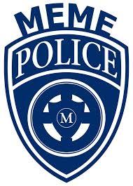 Meme Clipart - meme police badge house techno memes clipart library hanslodge