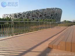 china 135x25mm wpc waterproof engineered wood flooring decking
