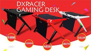 Pc Gaming Desk For Sale Dxracer Pc Gaming Desk Gd 1000 End 2 13 2016 11 15 Pm