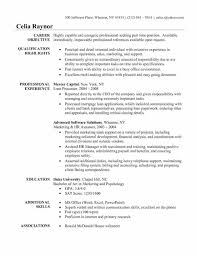 Banking Resume Objective Entry Level Resume Objective Accountant Sample Resume123
