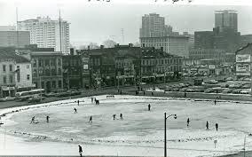 vintage skating rinks in hamilton