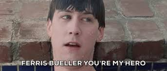 Ferris Bueller Meme - ferris buellers day off cameron frye gif find share on giphy